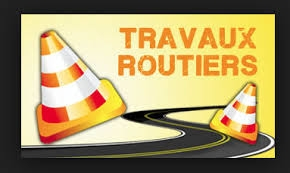 Travaux importants Route 169