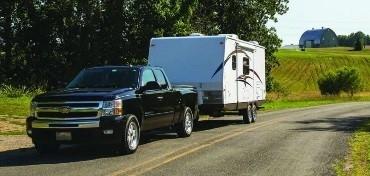 Usage de véhicules de camping